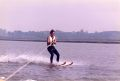 Waterskiing - August 1984